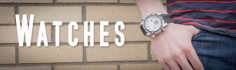 Beautifily designed and crafted watches and time pieces.
