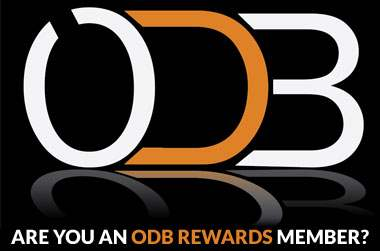 Are you an ODB rewards member